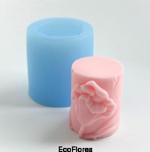 Wspaniały Formy Silikonowe Do Świec | EcoFlores QY48