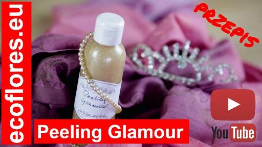 Peeling Glamour przepis Ecoflores