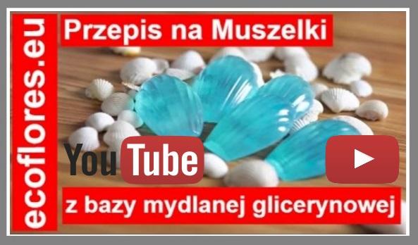 Muszelki przepis YouTube